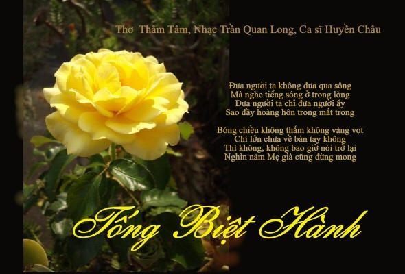 Phân tích 4 câu thơ đầu bài Tống Biệt Hành
